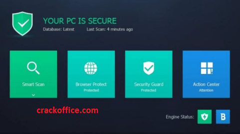 IObit Malware Fighter Pro 7.7.0.5872 Crack Incl License Key 2020