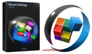 IObit Smart Defrag Pro 6.5.5 Crack Incl Serial Key 2020 Free