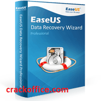 EaseUS Data Recovery Wizard 13.3 Crack + Keygen Free License 2020