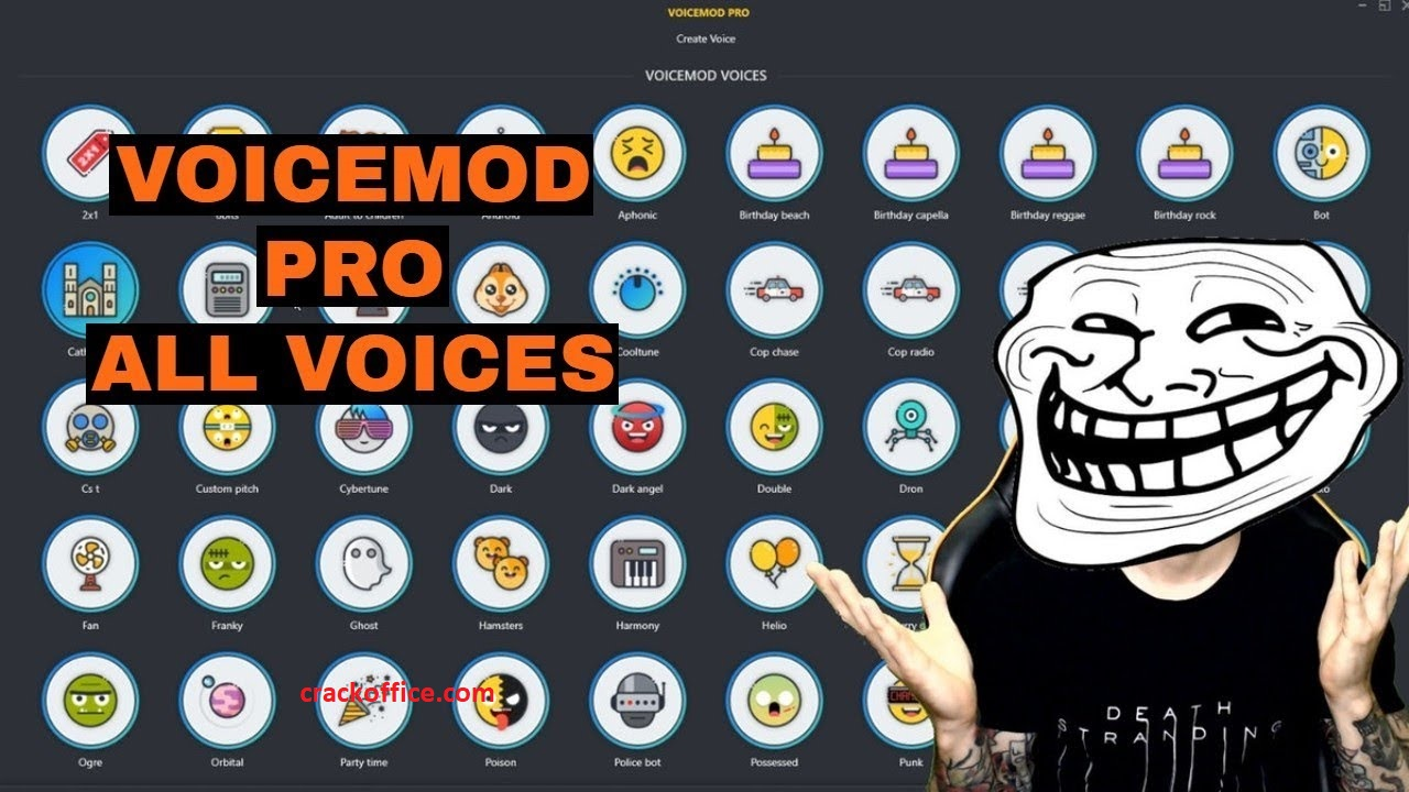 Voicemod Pro 1.2.6.2 Crack With License Key 2020 Download