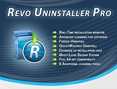 Revo Uninstaller Pro 4.3.1 Crack With Key Download [Latest]
