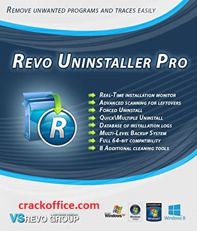Revo Uninstaller Pro 4.3.1 Crack With Key Download [Latest]