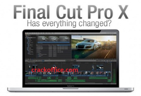 Final Cut Pro X 11.1.2 Crack With Torrent For (Mac/Win) 2020
