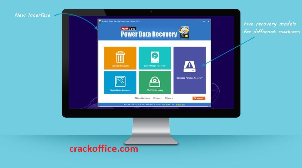 MiniTool Power Data Recovery 8.8 Crack Full Torrent [2020]
